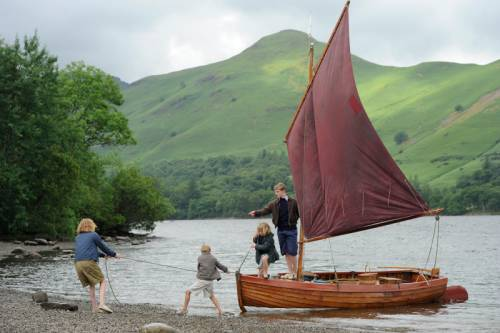 Read more about Swallows and Amazons