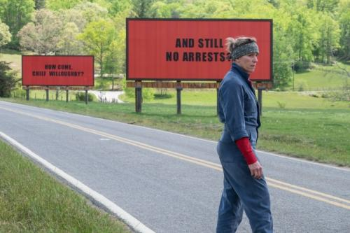 Three Billboards...