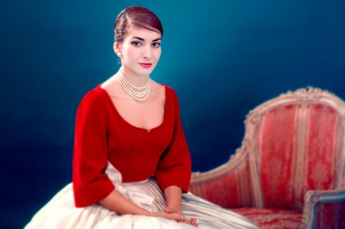Read more about Maria by Callas
